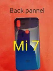 Mi 7 Back Cover