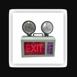 Metal Rectangular ESCORP Emergency Light