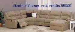 Recliner Corner Sofa Set