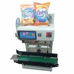 Band Sealing Machine Vertical Model