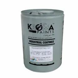 Kroma Paints Smooth Synthetic White Enamel Paint