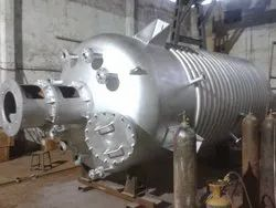 Multi Stirred Stainless Steel Reaction Vessel