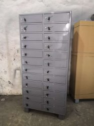 Steel Laptop Locker
