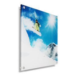 Acrylic Photo Printing Services, Acrylic Photo Frame, For Decoration, Size: 12x12 To 36x60