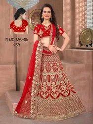 Ladies Stylish Party Wear Ghagra Choli