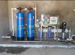 FRP Commercial Reverse Osmosis System, RO Capacity: 500-1000 (Liter/hour)