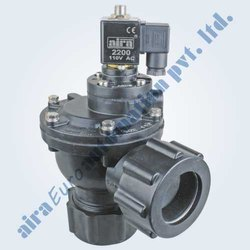 Union Type Pulse Solenoid Valve