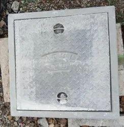 24x24 Inch Light Duty RCC Manhole Cover