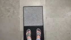 Being Safe - 2 In 1 Foot Sanitizing Mat (Disinfectant Mat)
