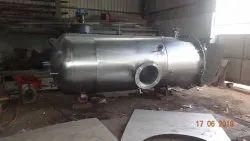 SS Air Receiver Tank