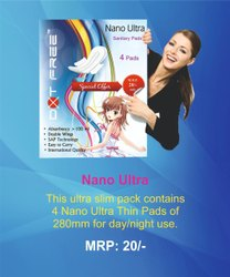 Dotfree Nano Ultra Sanitary Pads