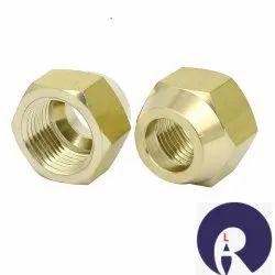 Rli Round Brass Flare Nuts