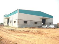 Steel Prefab factory Roofing Shed