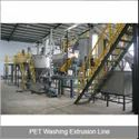 PET Washing Extrusion Line