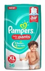 Pampers Pants Xl