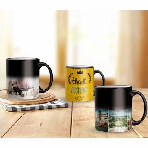 Customized Magic Ceramic Mug