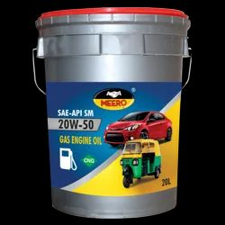 20l Cng Gas Engine Oil