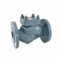 1067 Flanged Cast Iron Horizontal Lift Check Valve