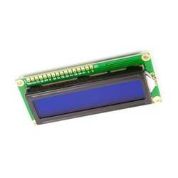 Plastic LCD1602 Parallel LCD Display