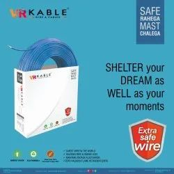 VR Kable 16.00 Sq Mm HDFR Unilayer Wire