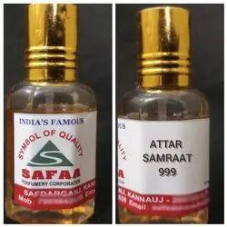 Attar Samraat, Packaging Type: Plastic Bottle, Packaging Size: 10 ml