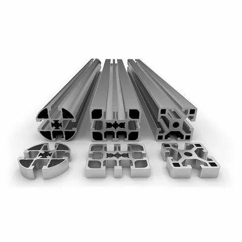 Embossed Aluminum Extrusion