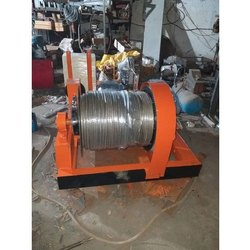 Electric Wire Rope Winches