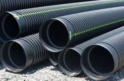 500 Mm Id Dwc Sewerage Pipe