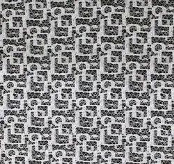 Cotton/Nylon Lace Fabrics