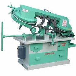 KABIRPOWER Mild Steel Bandsaw Machine Metal Cutting, Automation Grade: Semi Automatic, Model Name/Number: KBM11