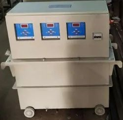 3 Phase Oil Cooled Servo Stabilizer