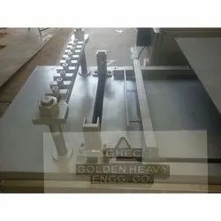 Soap Cutting And Stamping Machines