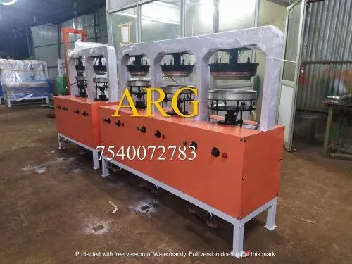 Areca Plate Machine