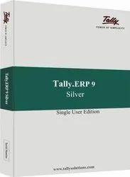 Offline Tallyerp9 Silver Single User, For Windows