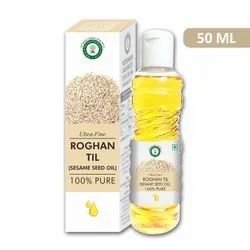 Ultra Fine Roghan Til 50 ML (Sesame Oil)