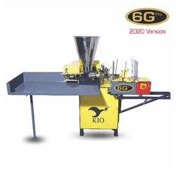 KIO 6G Pro Speed Fully Automatic Incense Stick Making Machine