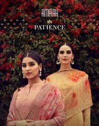 Amirah Patience Plazzo Style Suits