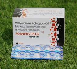 Methylcobalamine , Alpha Lipoic Acid, Pyridoxime Capsule