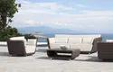 Outdoor Wicker Furniture Sofa