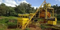 Skid Mounted Batching Plant