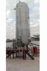 30 MT Liquid Carbon Dioxide Tanks