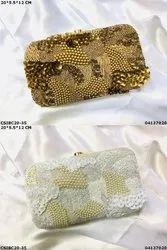Exclusive Bridal Box Clutch