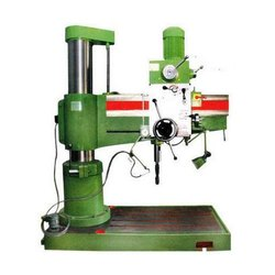 DI-081A All Geared Heavy Duty Radial Drilling Machine