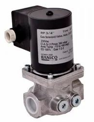 ZEV Energy Saving Auto ON/OFF Gas Solenoid Valve