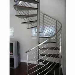 SS Spiral Stairs