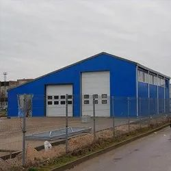 Steel Shed Fabrication