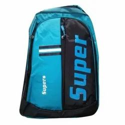 Dear Bag Rubber And Non Woven Super Printed School Backpack