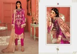 Deepsy Imorzia -19 Georgette With Heavy Work Pakistani Designer Suits Collection