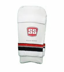 White SS Player Series Arm Guard