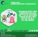 BIS Certification of Toys